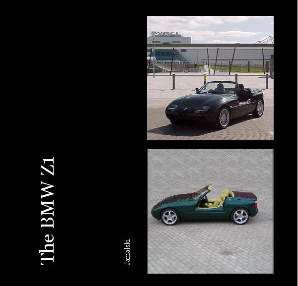 the bmw z1 door jamalski blurb boeken nederland. Black Bedroom Furniture Sets. Home Design Ideas